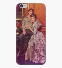 Outlander Diana Gabaldon Jamie and Claire Sam and Cait iPhone Case