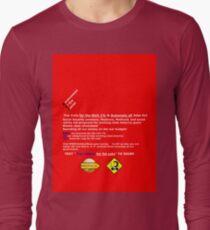 Better off Now G. O. P. Survey Long Sleeve T-Shirt