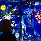 Walking by Chagall on a sunny day by mickpro