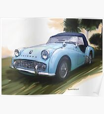 Car Club Posters Redbubble