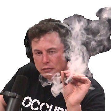 Elon Musk Smoke weed by gio310