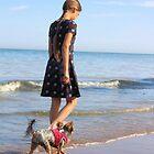 Shore stroll by chihuahuashower