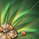 Coconut palms by Fiery-Fire