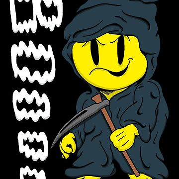 Acid House Grim Reaper by collection-life