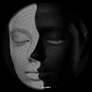 Ivory Ebony Ascii ♡ by Grimm-Land