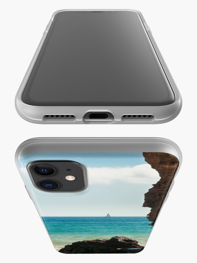 Alternate view of the Ship iPhone Case & Cover