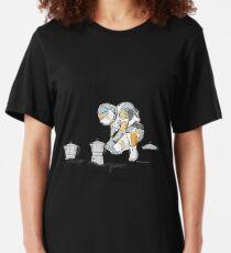 Moka Discovery Slim Fit T-Shirt