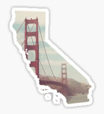 San Francisco, California Sticker