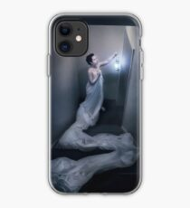 Who Goes There? iPhone Case