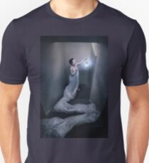 Who Goes There? Slim Fit T-Shirt