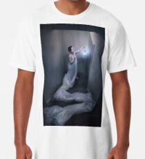 Who Goes There? Long T-Shirt