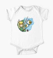 Zelda Wind Waker Wind's Requiem  Kids Clothes