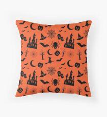 Halloween Cushion Throw Pillow