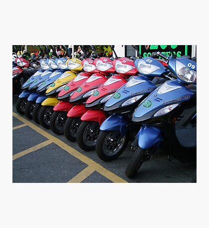 Ready To Roll  Photographic Print