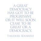 A great democracy by Randy Coffey