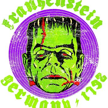 Frankenstein 1792 by superiorgraphix