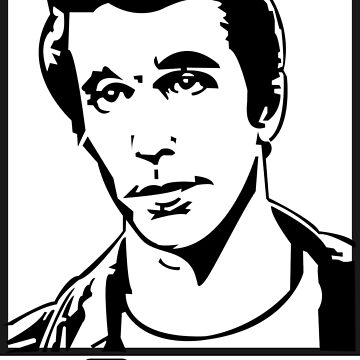 Fonzie t-shirt by rosadinardo4