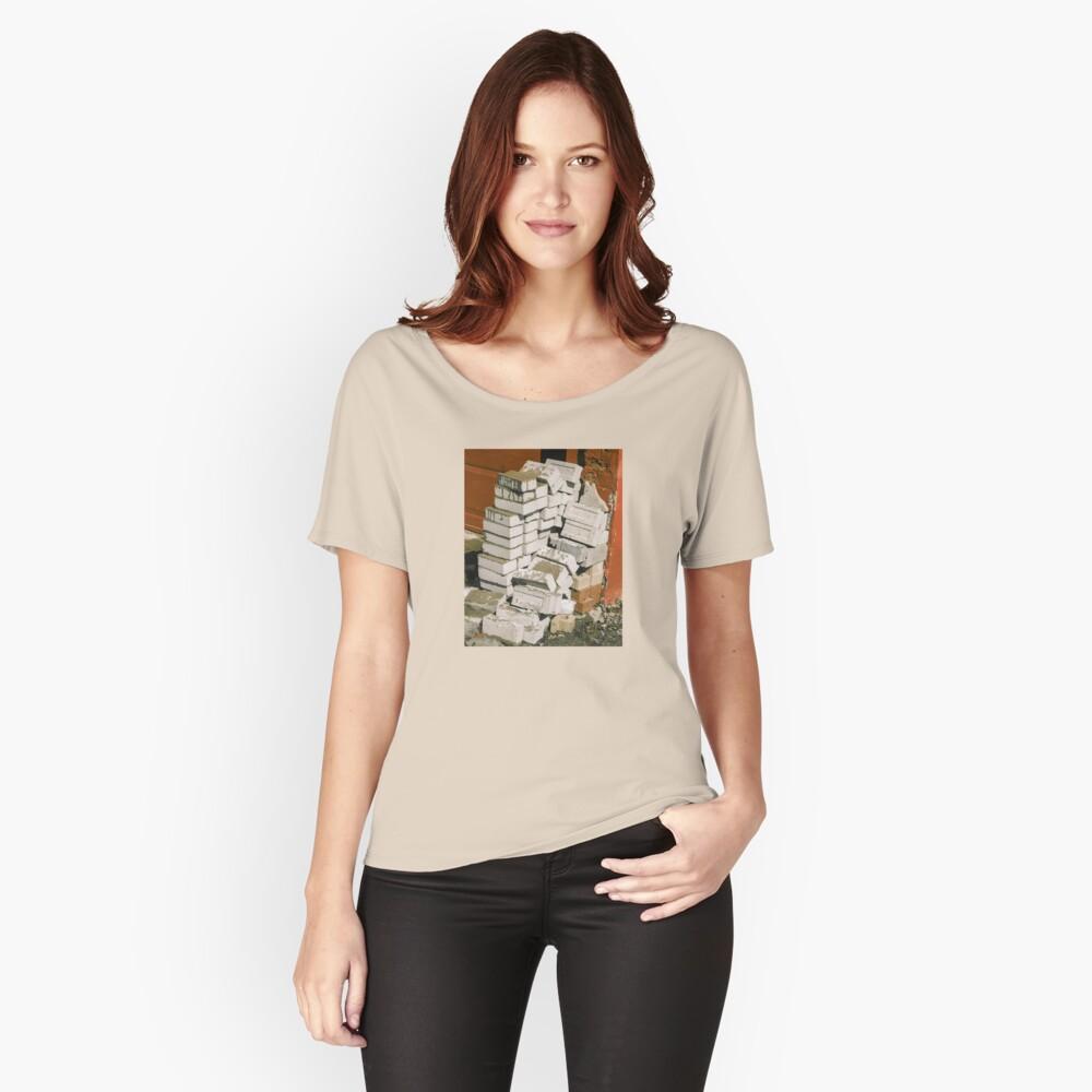Straßenfotografie Brick Loose Fit T-Shirt
