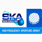 Mid Frequency Aperture Array Logo by MGR Productions