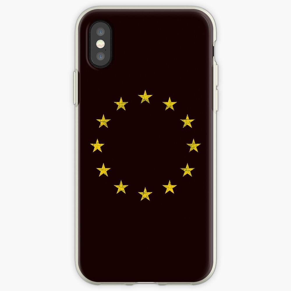 Europe iPhone Case & Cover