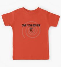Come to the Nerd Side A s Pi ral ... Kids Clothes