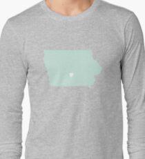 Iowa Mint Long Sleeve T-Shirt