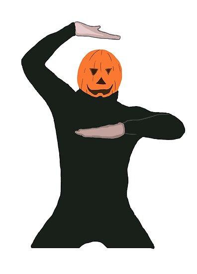 The Pumpkin Dance Meme Posters By Barnyardy Redbubble