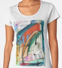 Bukowski Women's Premium T-Shirt