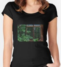 Invasion of the Vines Women's Fitted Scoop T-Shirt