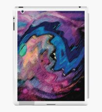 Perspective Horizon, page 12-13 from Everything IS, a visual and philosophical theory of everything iPad Case/Skin