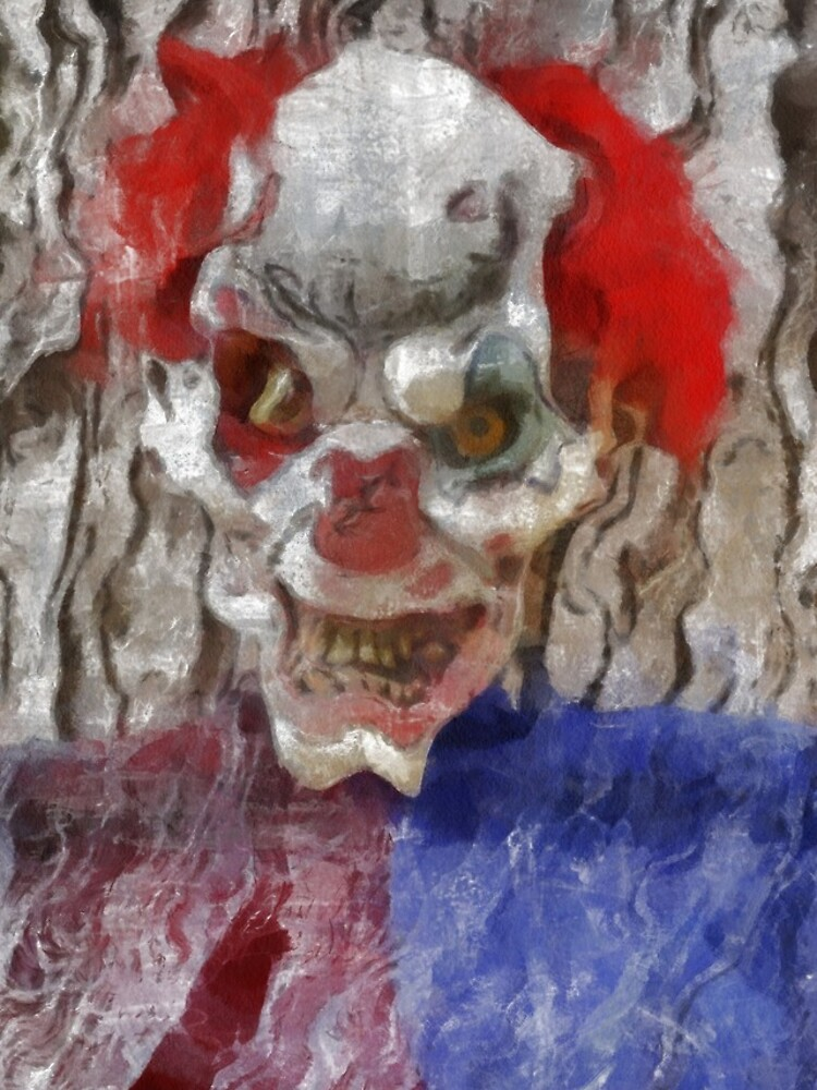 Surreal Clown by webster7