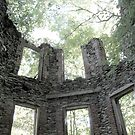 Inside the Ruins by Rusty Katchmer
