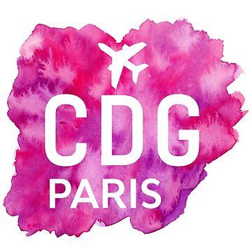 CDG Paris by Aviators