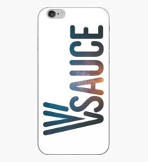 Vsause Galaxy Logo iPhone Case