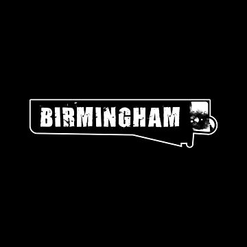 "The Streets // Birmingham Lighter Design *As Worn By Mike Skinner"" by DesignedByOli"