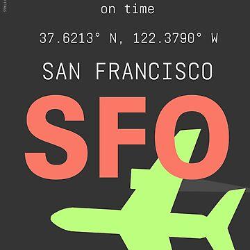San Francisco GO by Aviators