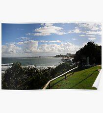 Scenery series. Caloundra, Sunshine Coast, Queensland Poster
