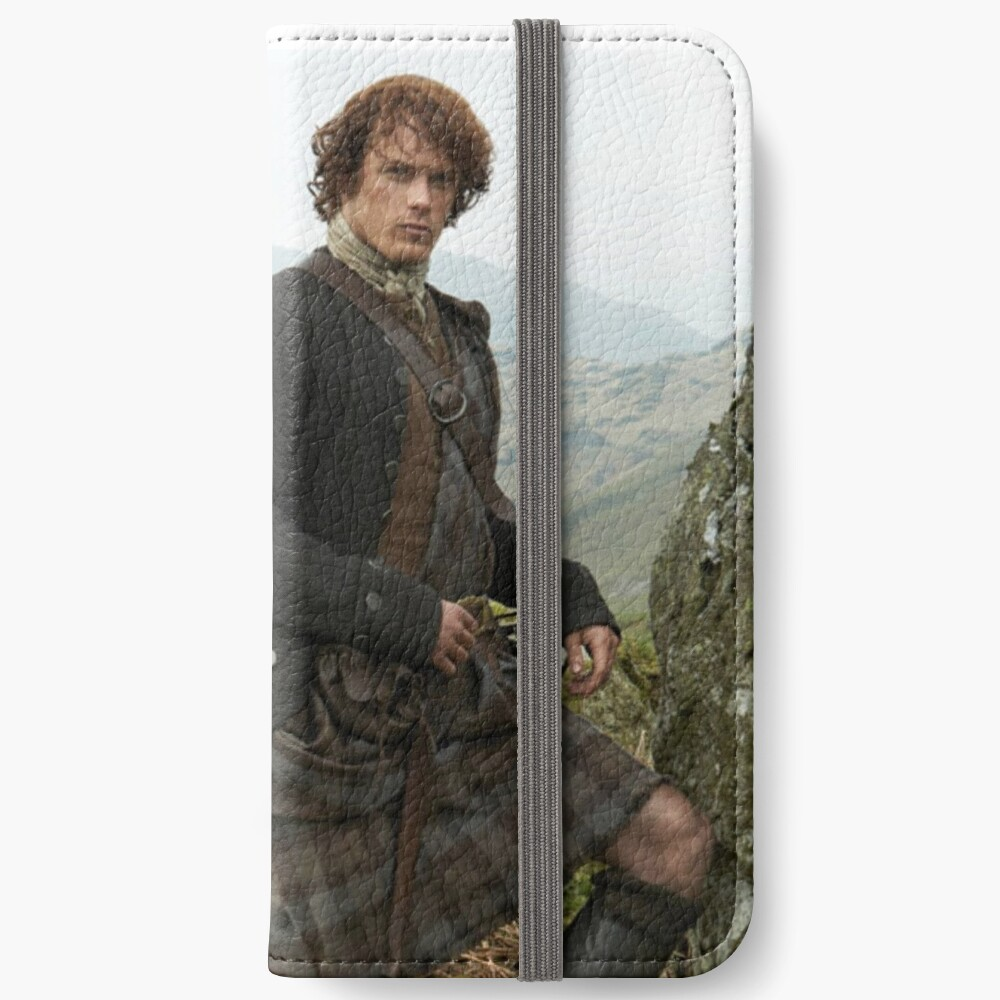 I'll have a Scot on the Rocks!  iPhone Wallet
