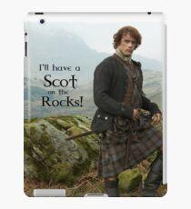 Vinilo o funda para iPad ¡Tendré un escocés en las rocas!