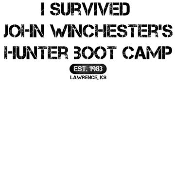 I Survived Hunter Boot Camp by PhantomKat813