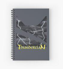 ThunderClan Spiral Notebook