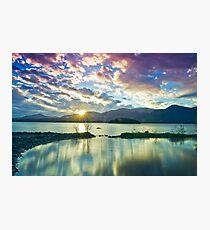 Copper Mines Sunrise Photographic Print