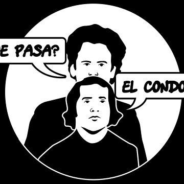 Que Pasa El Condor - Funny Music Gift by yeoys