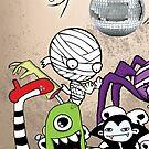 Halloween Poster by LittlePilgrim