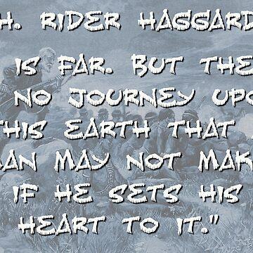 It Is Far - Haggard by CrankyOldDude