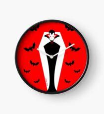SiLee Dracula Clock