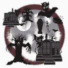 Horror World by Arvind  Rau