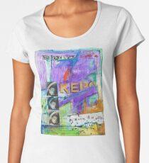 Kerouac Women's Premium T-Shirt