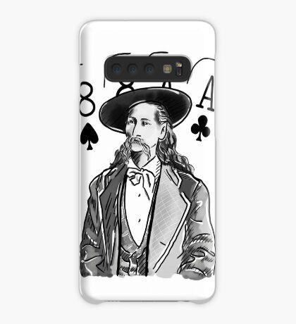 Wild Bill Hickok Poker Legend Case/Skin for Samsung Galaxy