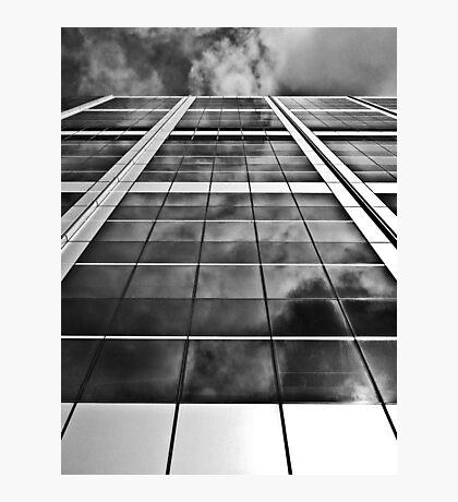 Perth City Skyscraper - CBD, Perth, Western Australia Photographic Print